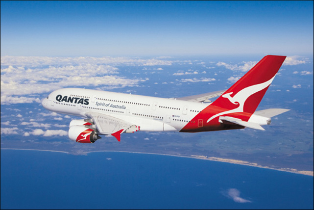 qantas airlines Qantas (queensland and northern territory aerial services) is the national airline of australia 1944–1947 1947–1968 the common company nickname flying kangaroo&quot probably derives from this logo.