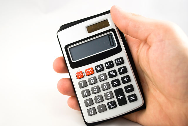 Looking for a simple javascript standard calculator