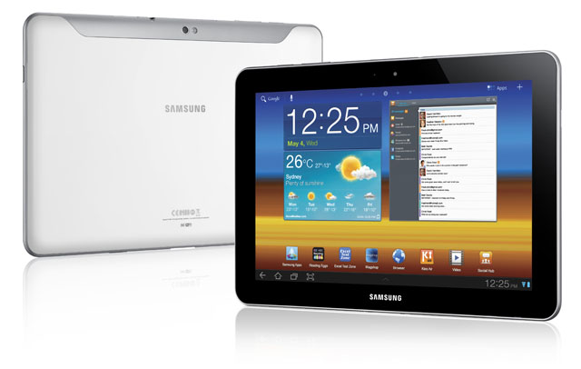 Samsung Galaxy Tab 10.1: Review