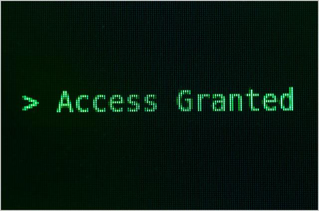 Access help center