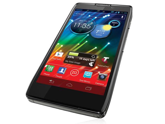 Motorola mobile telephones