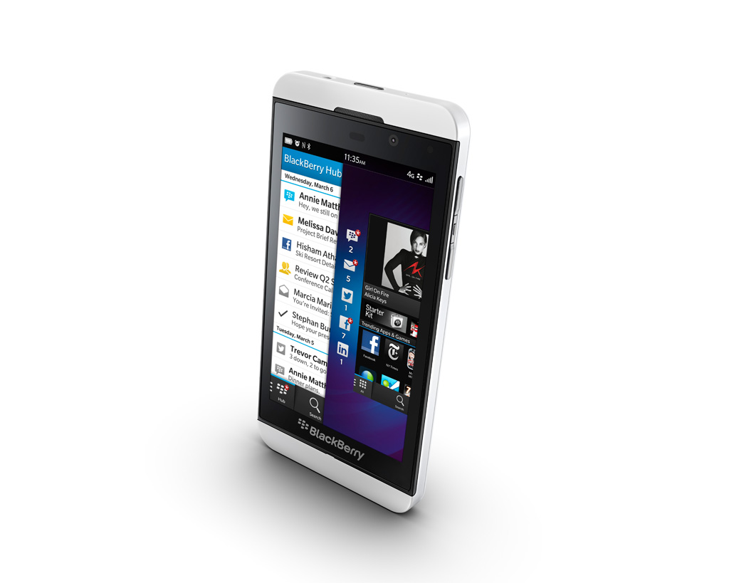 BlackBerry Z10: Review - Delimiter