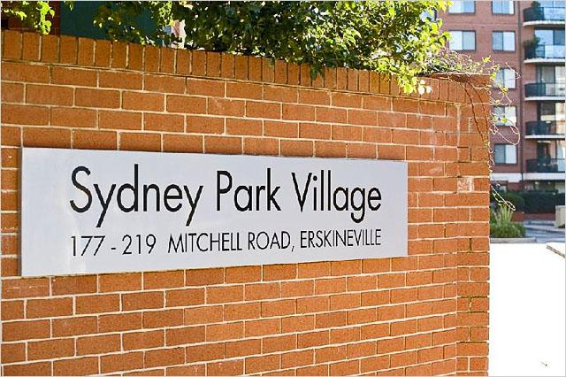 sydney-park-village