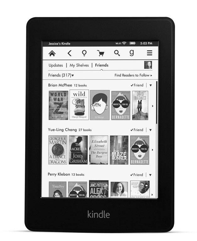 Kindle Paperwhite lands at Dick Smith, Big W